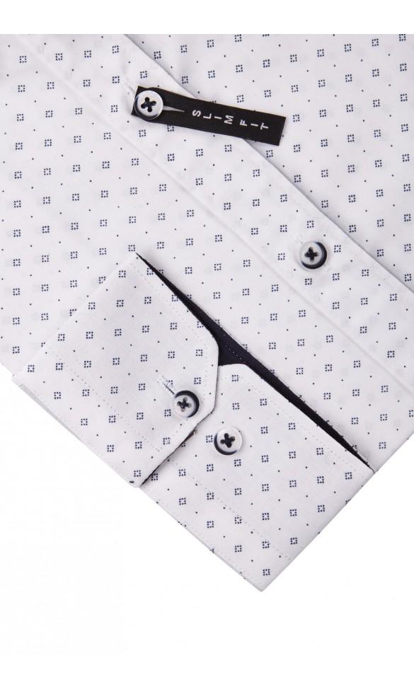 Koszula Diamonds Biała