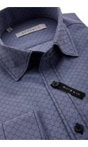 Koszula Pascal niebieska