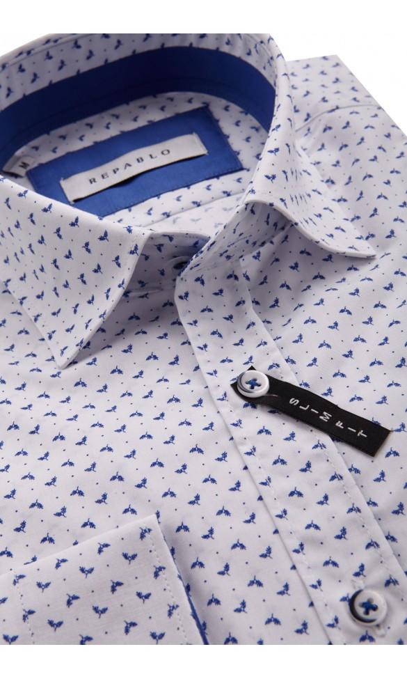 Koszula Birds biała