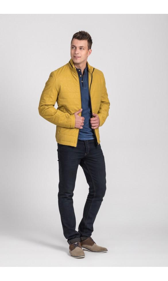 Kurtka męska Rico żółta