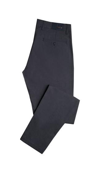 Spodnie męskie Emmanuel ciemno granatowe