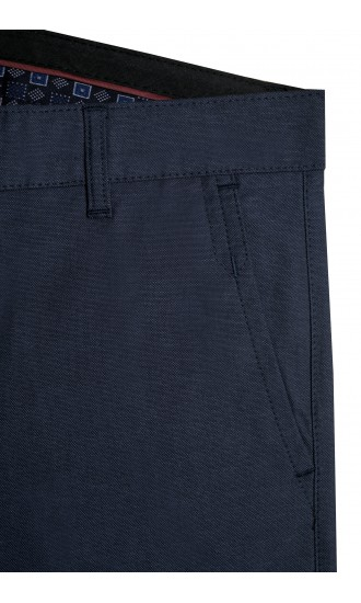 Spodnie męskie Emmanuel granatowe
