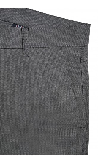 Spodnie męskie Cyrus brązowe