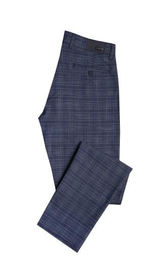 Spodnie męskie Edwin granatowe