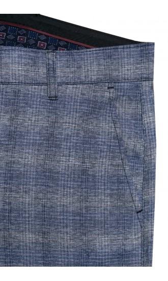 Spodnie męskie Edwin szaro-niebieskie