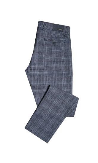 Spodnie męskie Edwin niebieskie