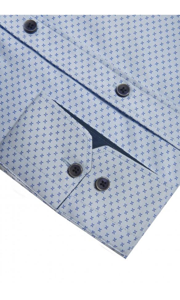 Koszula Stars błękitna