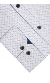 Koszula Badge Biała