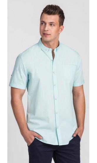 Koszula męska Adam miętowa