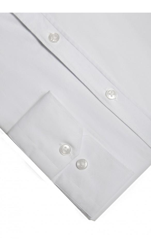 Koszula Stójka biała