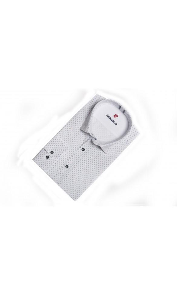 Koszula Jersey Biała