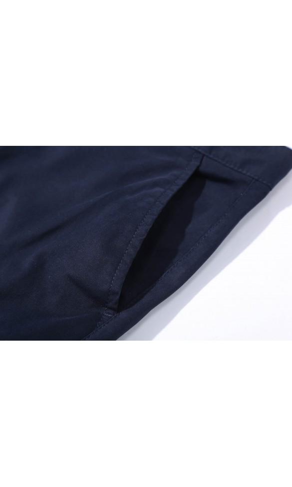 Spodnie męskie Julian granatowe