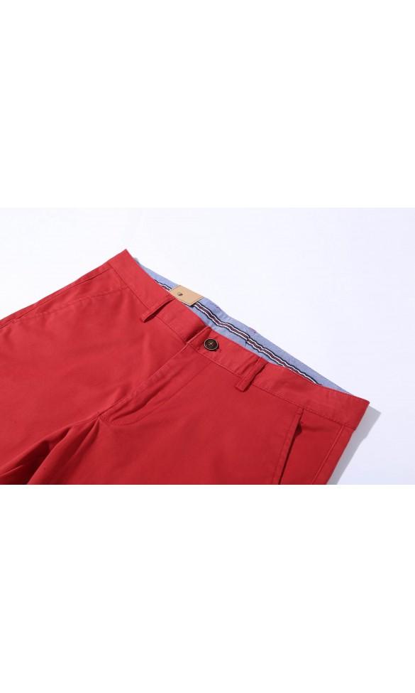 Spodnie męskie Julian czerwone