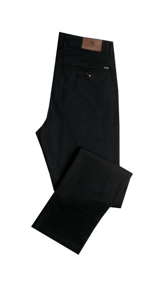 Spodnie męskie Felix czarne