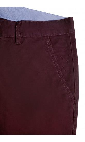 Spodnie męskie Felix bordowe