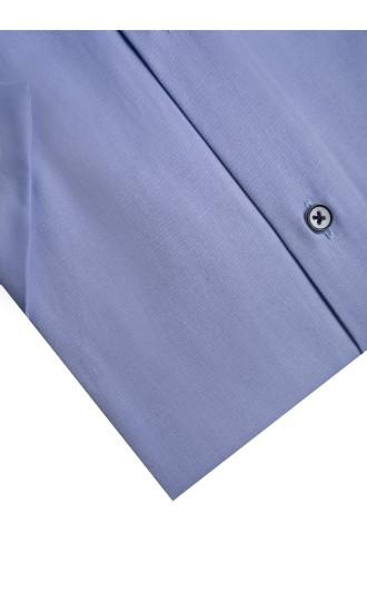 Koszula męska Rich błękitna
