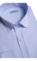 Koszula męska Lazarus błękitna