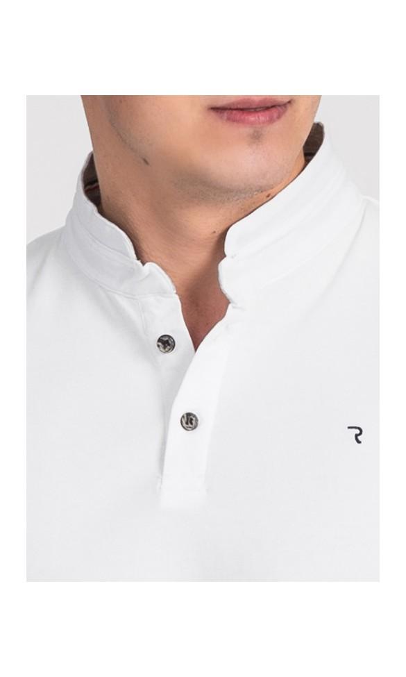 Polo męskie Oliver białe