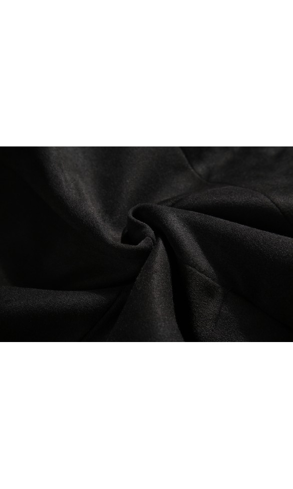 Płaszcz męski Tobiasz czarny