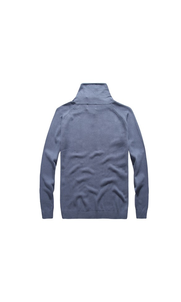 Sweter męski Jerzy niebieski