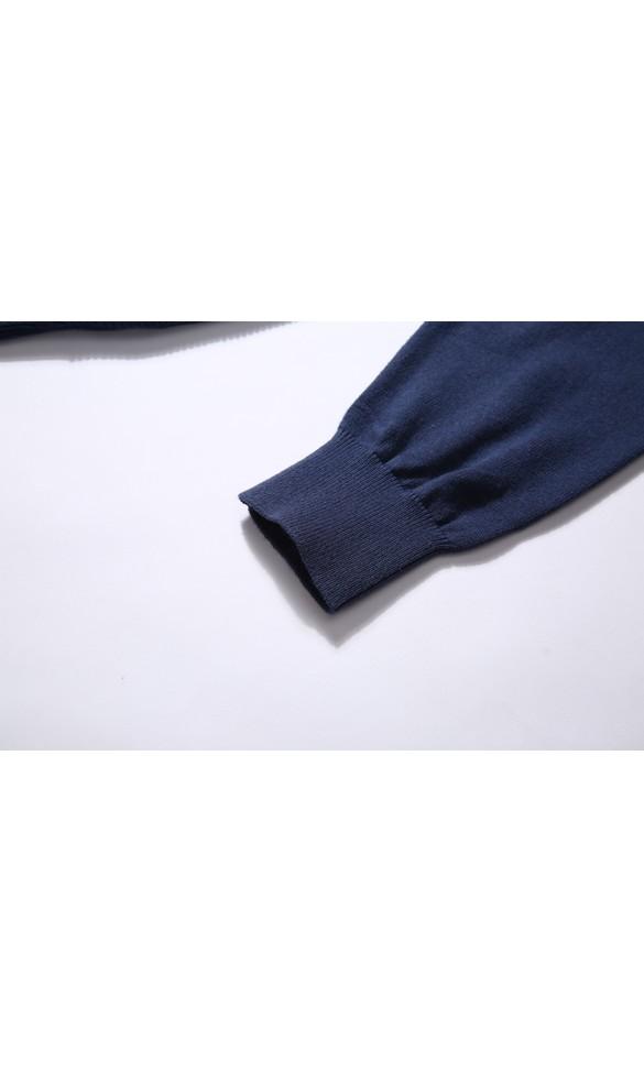 Sweter męski Samson niebieski