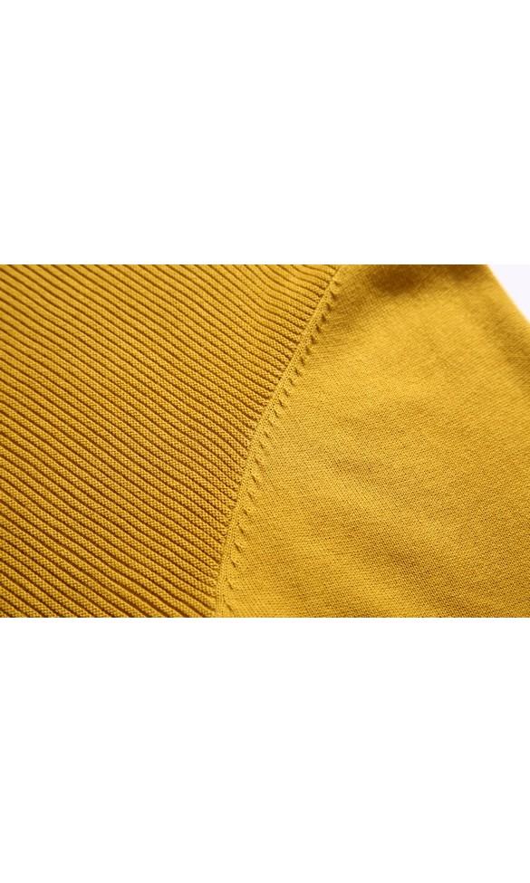 Sweter męski Samson żółty