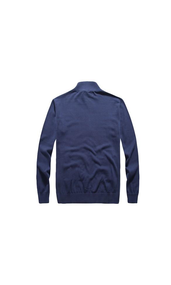 Sweter męski Antoni niebieski