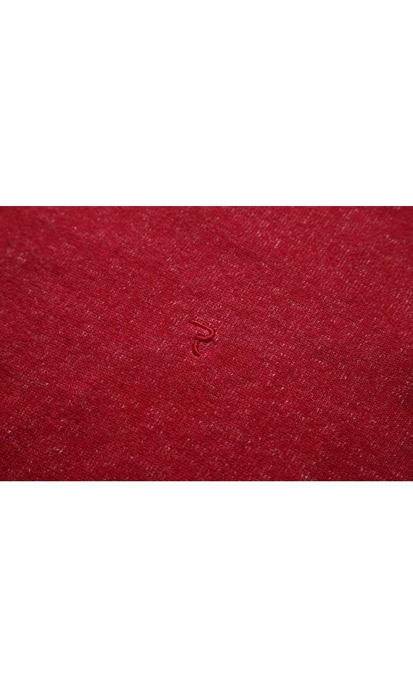 Sweter męski Arnold czerwony