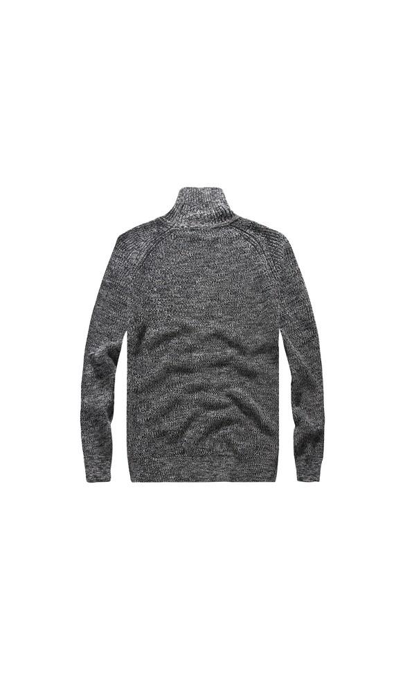 Sweter męski August szary