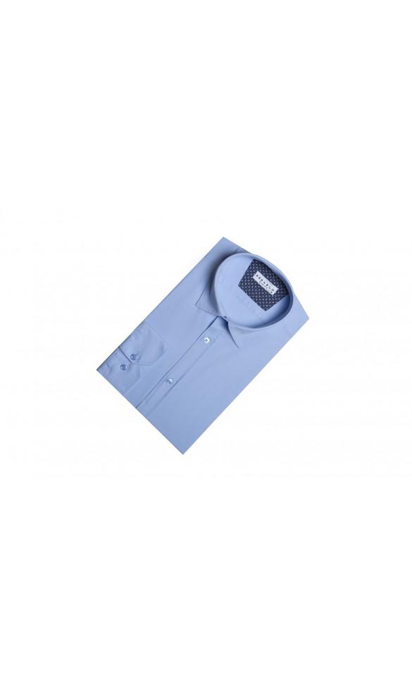 Koszula Comfort Niebieska