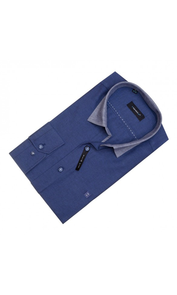 Koszula Trend Granatowa