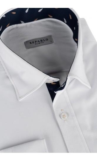 Koszula męska Boris3 biała