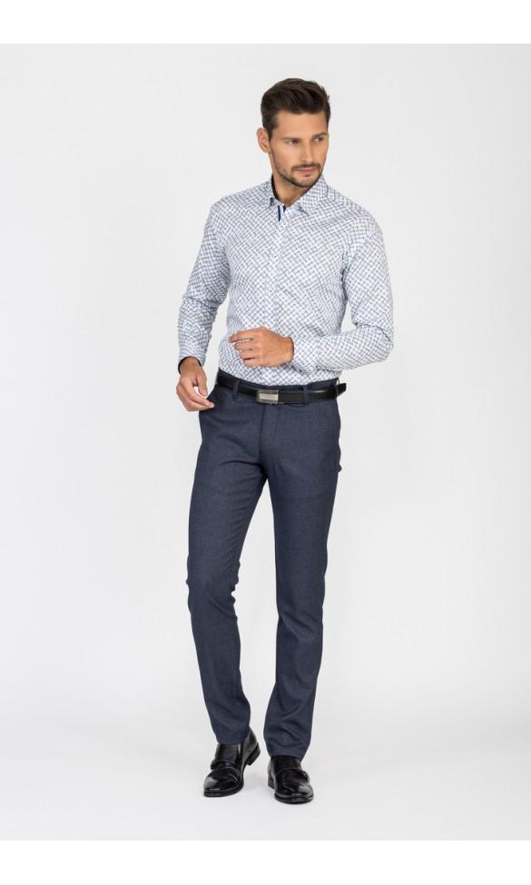 Koszula męska Hugh1 biała