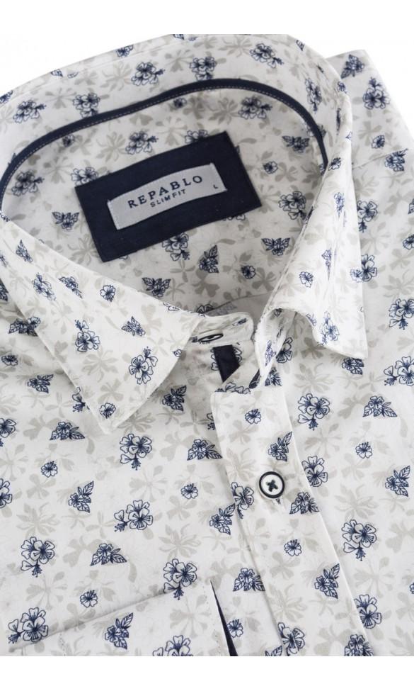 Koszula męska Alfred biała