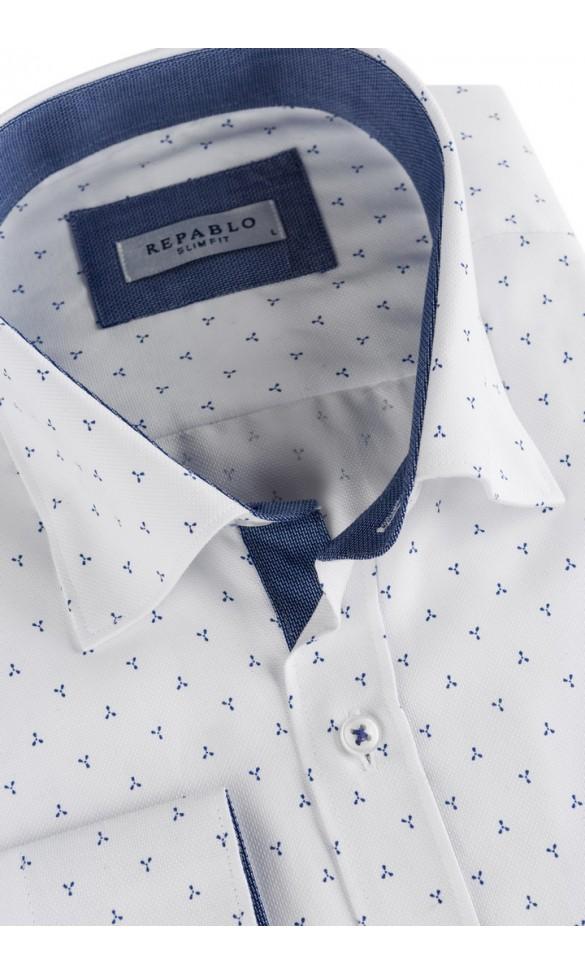 Koszula męska Aleksander1 biała