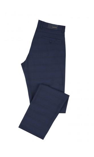 Spodnie męskie Maurice granatowe