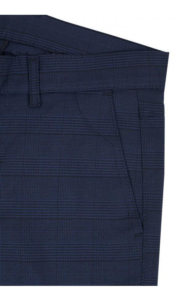 Spodnie męskie Maurice ciemno granatowe