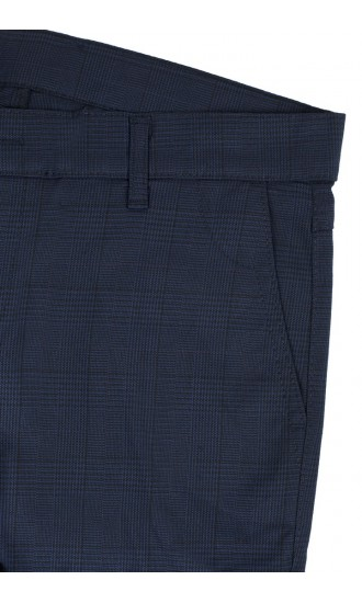 Spodnie męskie Maurice jasno granatowe