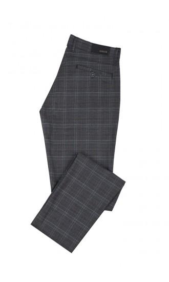Spodnie męskie Valentine szare