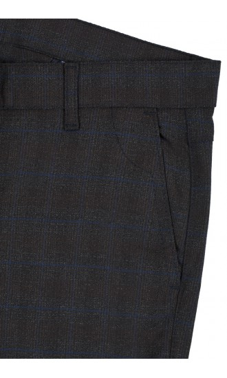 Spodnie męskie Valentine czarne