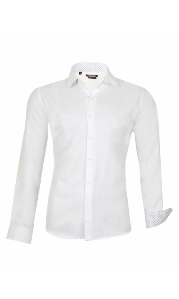 Koszula męska David biała