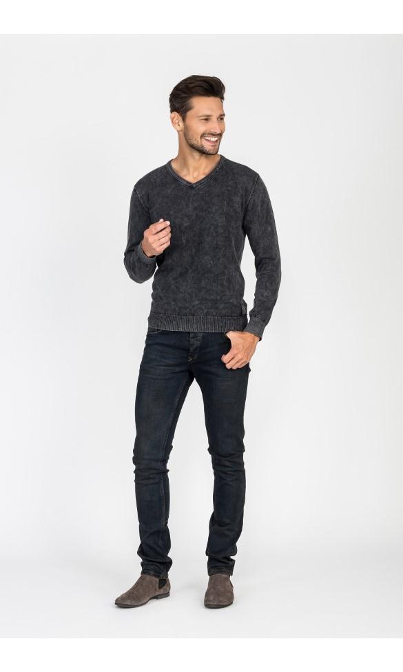 Sweter męski Vincent czarny