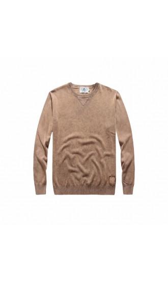Sweter męski Walt karmelowy
