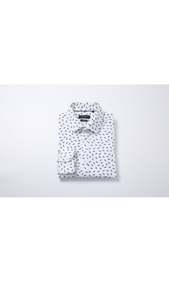 Koszula męska Patryk biała