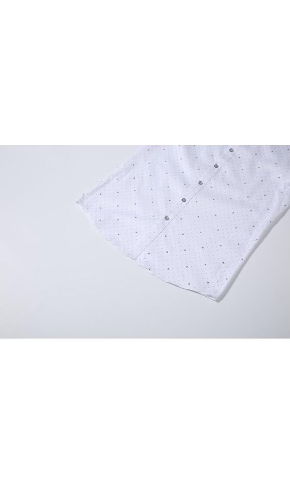 Koszula męska Myron biała