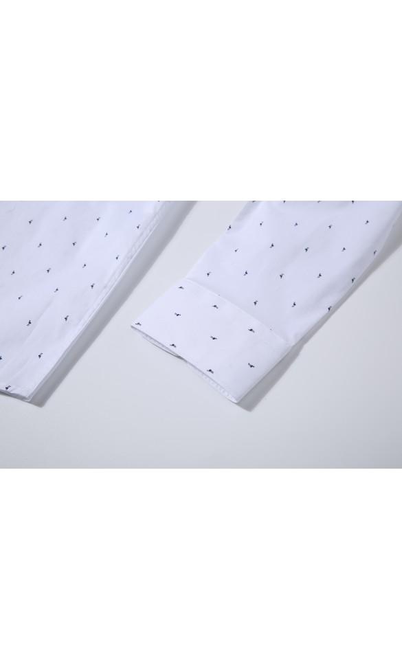 Koszula męska Maurycy biała