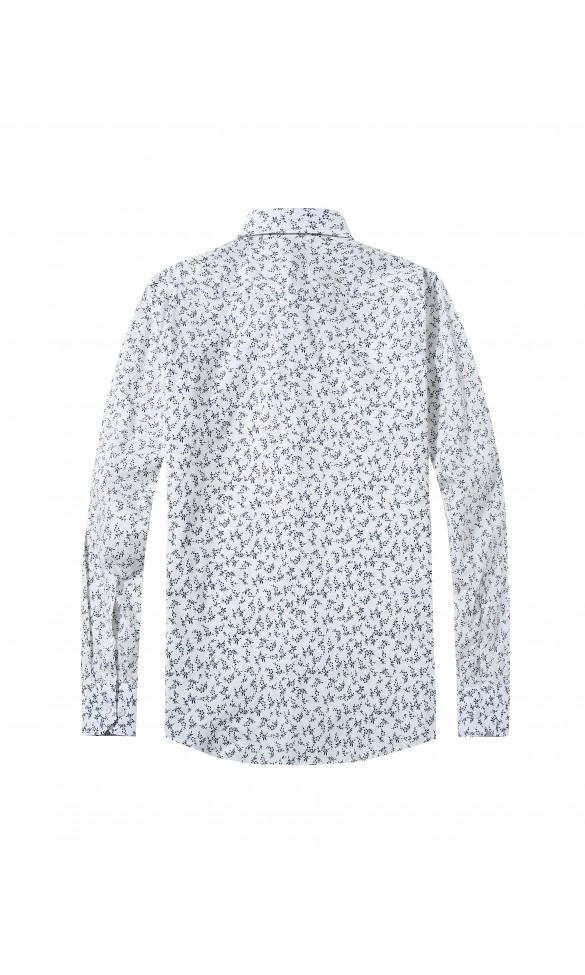 Koszula męska Leon biała