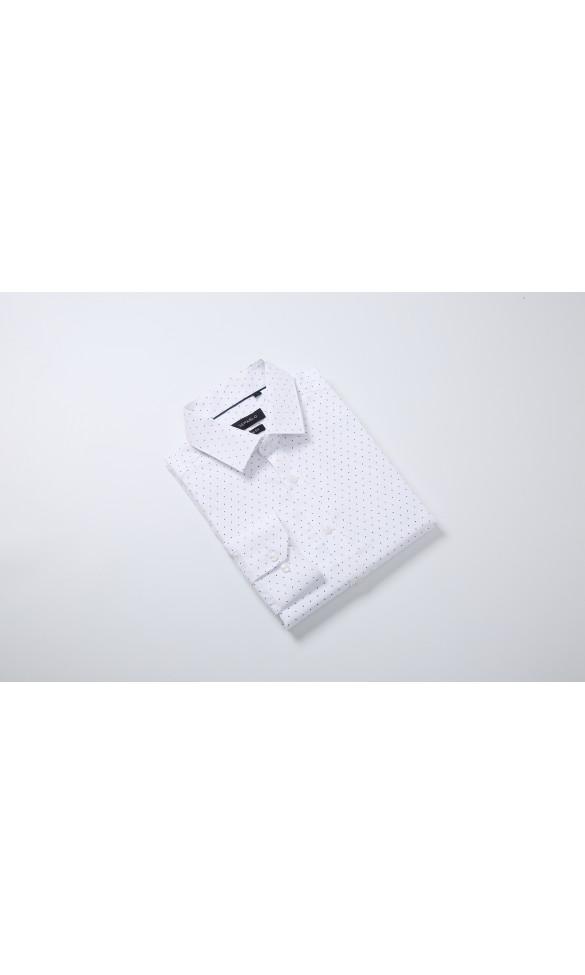 Koszula męska Józef biała1