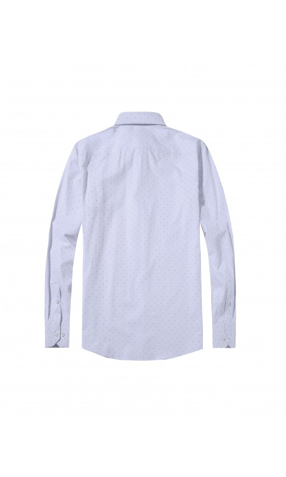 Koszula męska Józef biała2