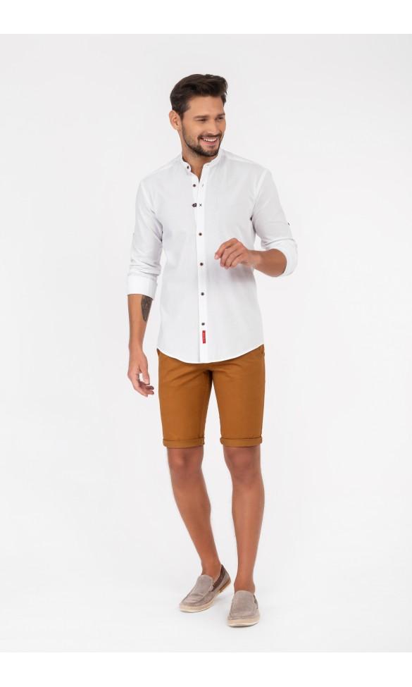 Koszula męska Dawid biała